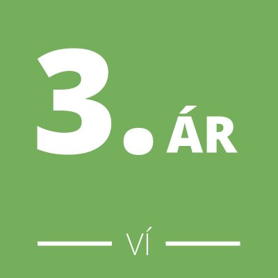 3. ár